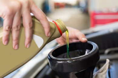 Car Oil Change Services